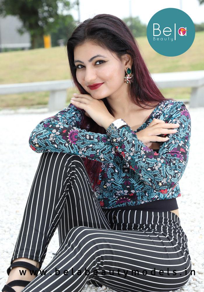 model portfolio shoot in ahmedabad